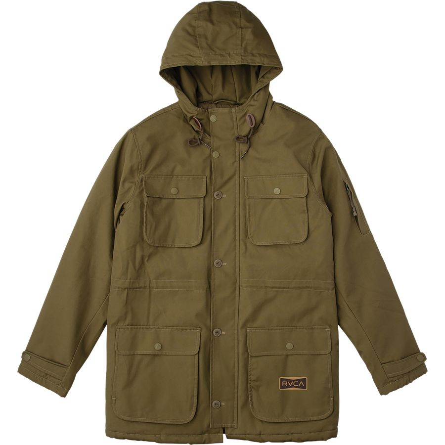 RVCA Wright III Parka - Mens
