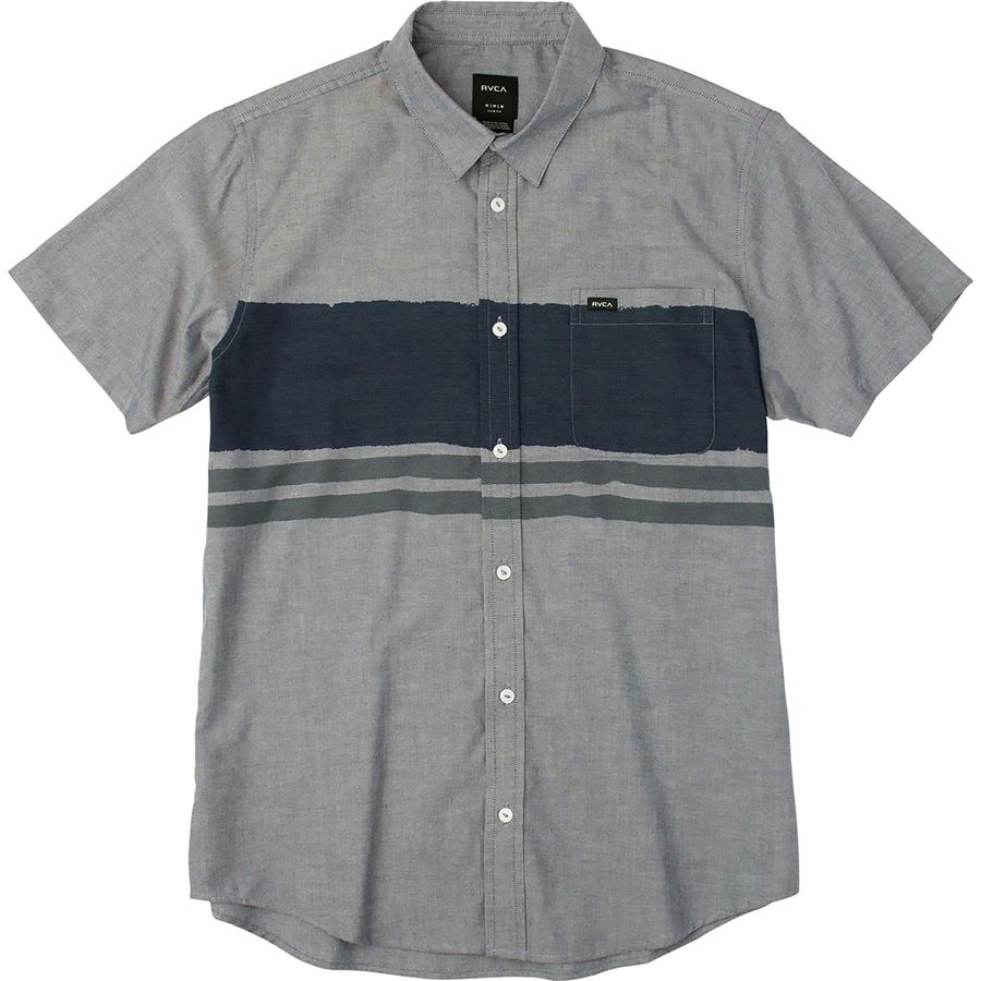 RVCA Thatll Do Bar Shirt - Short-Sleeve - Mens