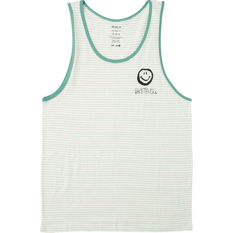 RVCA Nice Day Tank Top - Mens