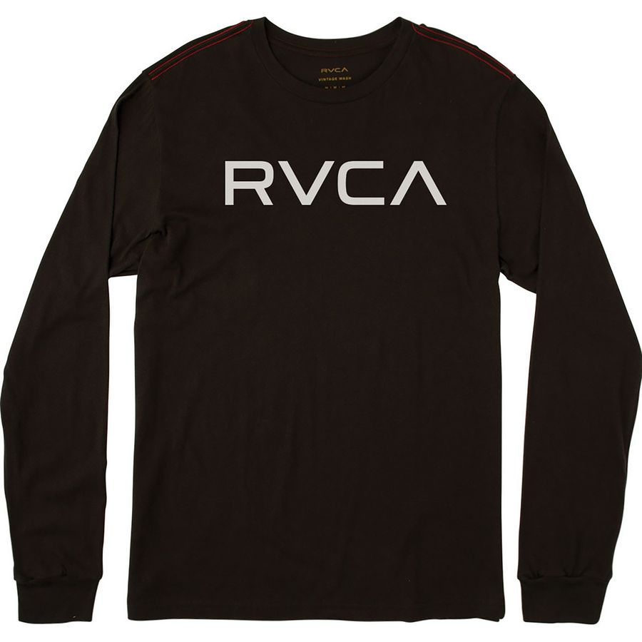 RVCA Big RVCA T-Shirt - Long-Sleeve - Mens
