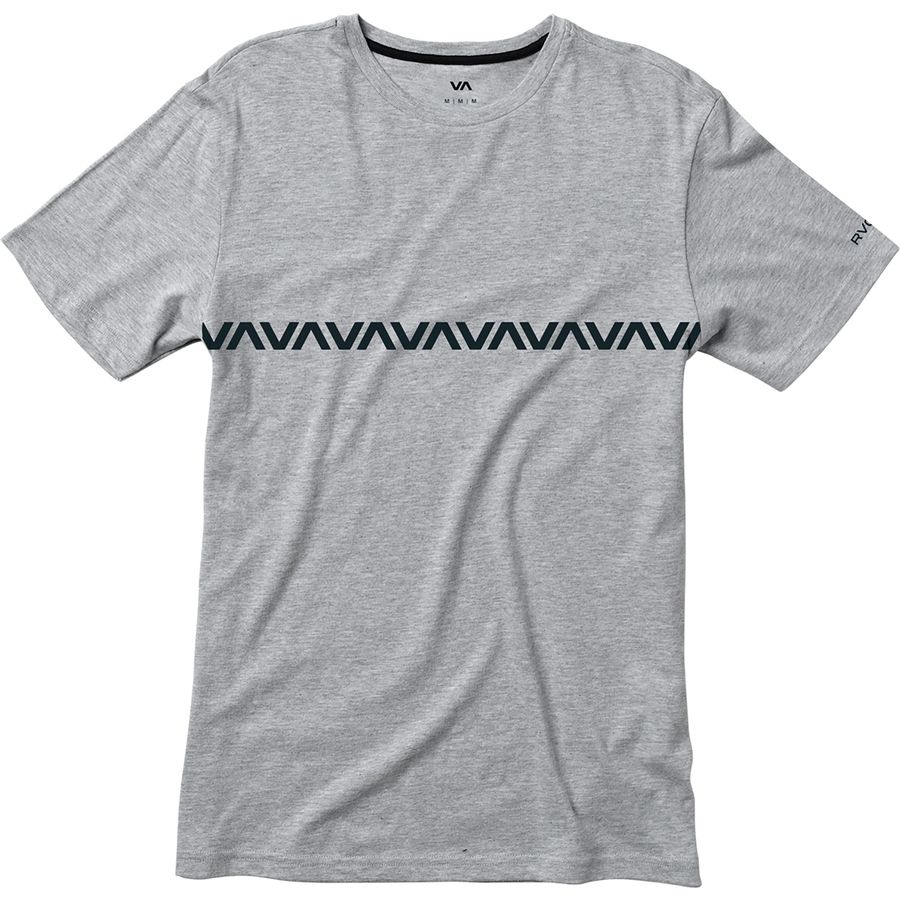 RVCA VA Stripe T-Shirt - Mens