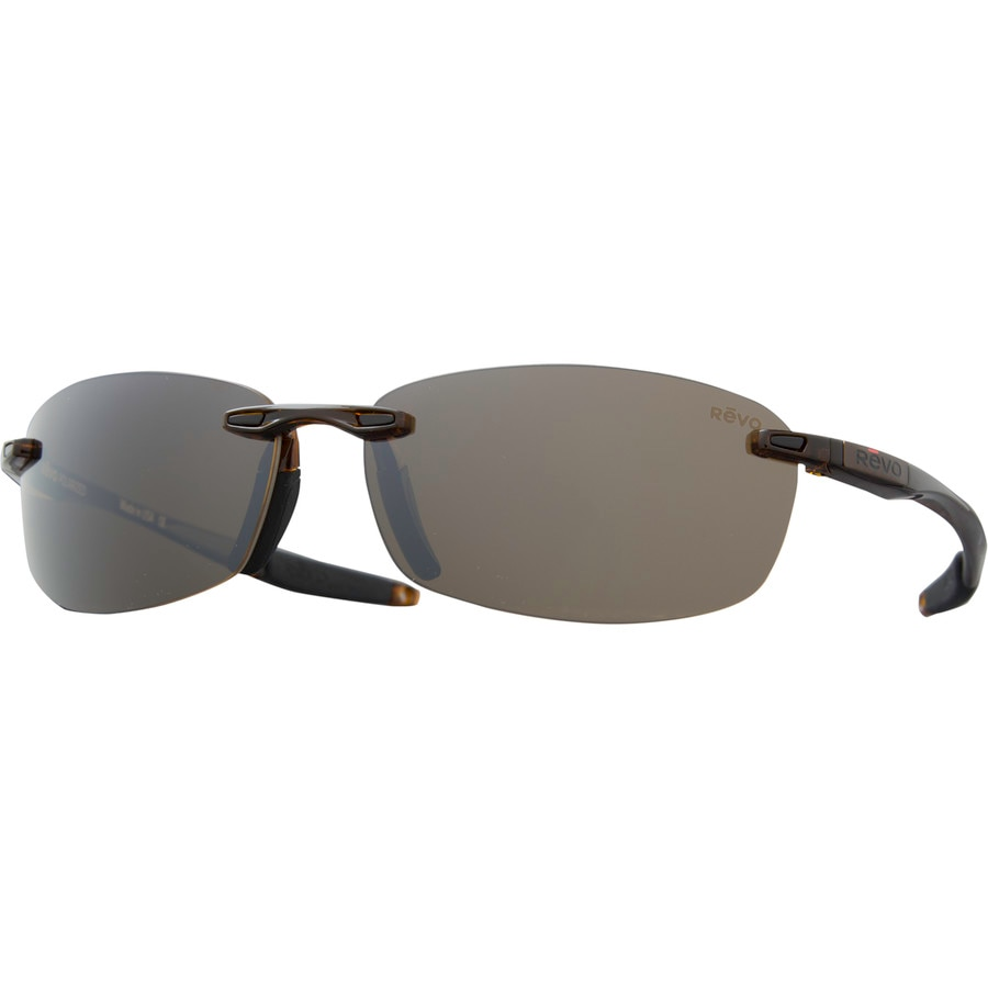 870b0060b7 Revo - Descend E Polarized Sunglasses - Men s - Crystal Brown Terra