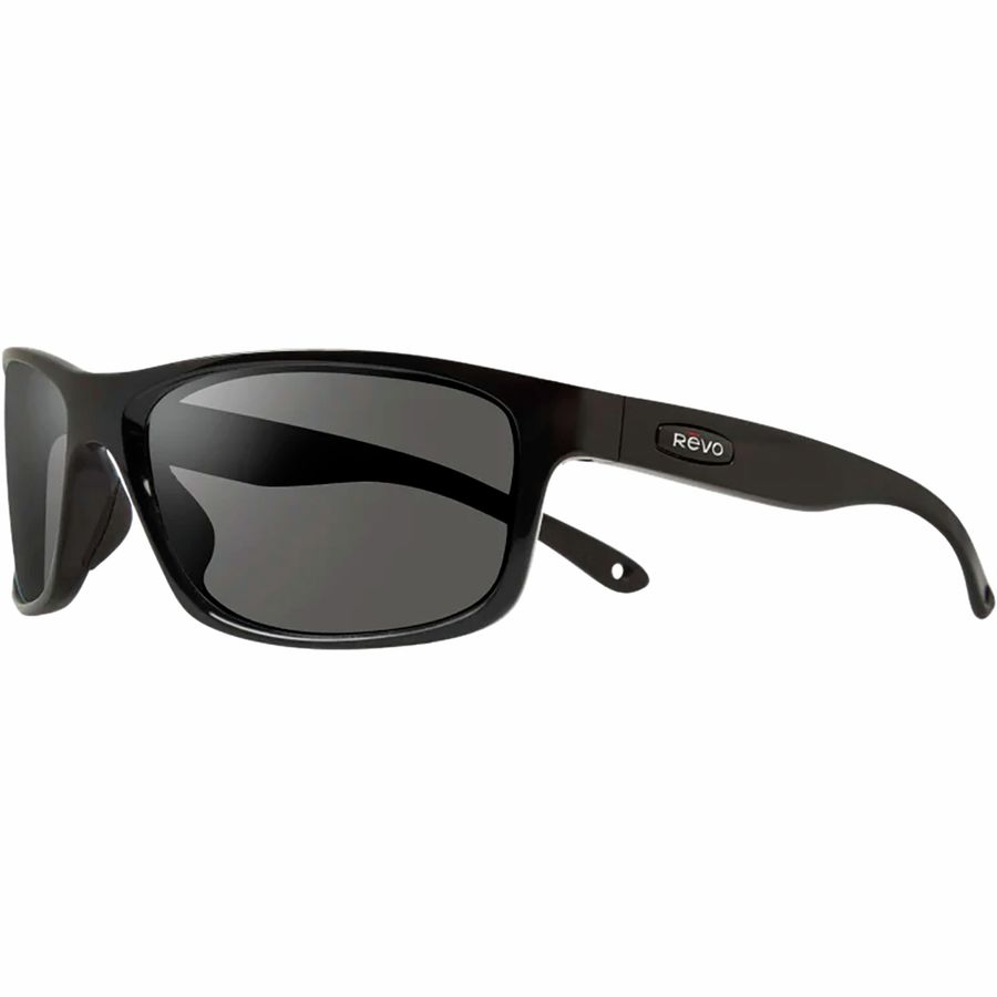 6da210b5561e Revo - Harness Polarized Sunglasses - Men s - Matte Black Graphite