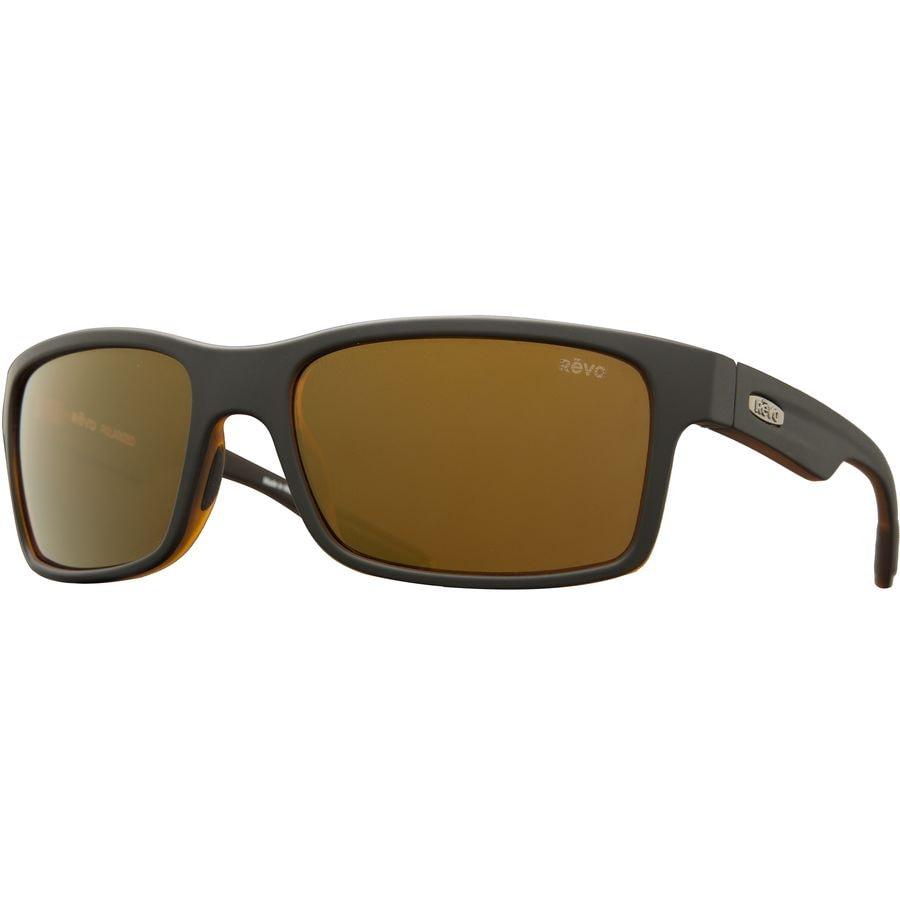798eaaa703 Revo - Crawler Polarized Sunglasses - Matte Black Tort Open Road