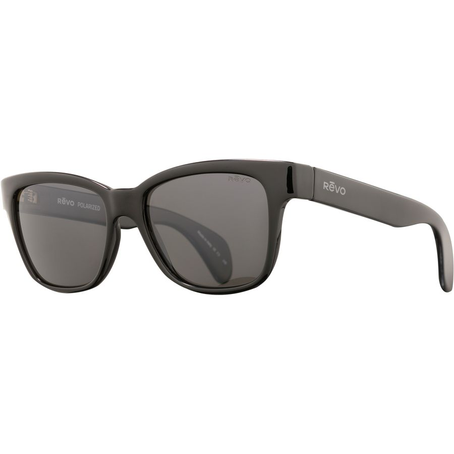 a9c77b755e Revo - Trystan Polarized Sunglasses - Shiny Black Graphite