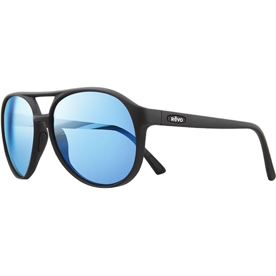 d1a709e5a5 Revo - Marx Polarized Sunglasses - Black Blue Water