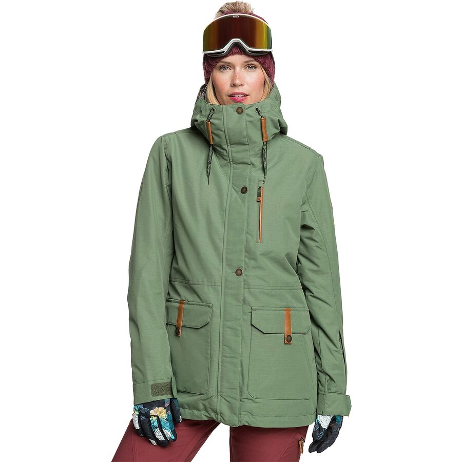 Roxy Andie Insulated Parka - Womens