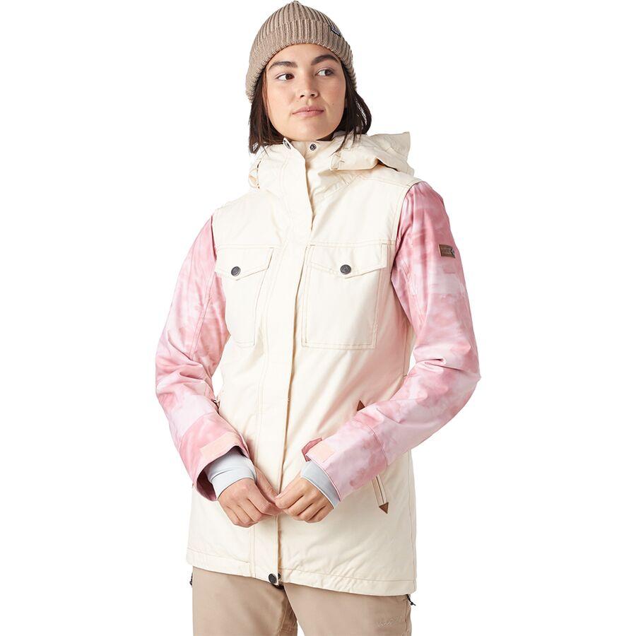 Roxy Ceder Hooded Jacket - Womens