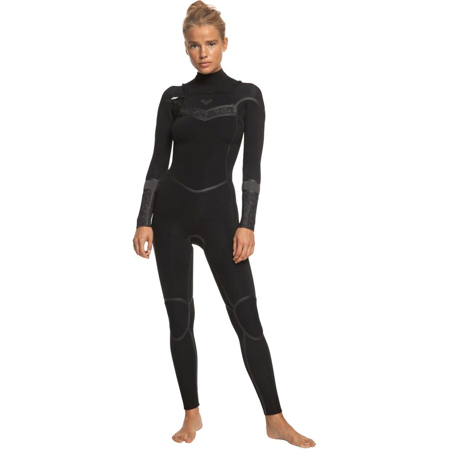 Roxy 4/3 Syncro+ Front Zip Wetsuit - Womens