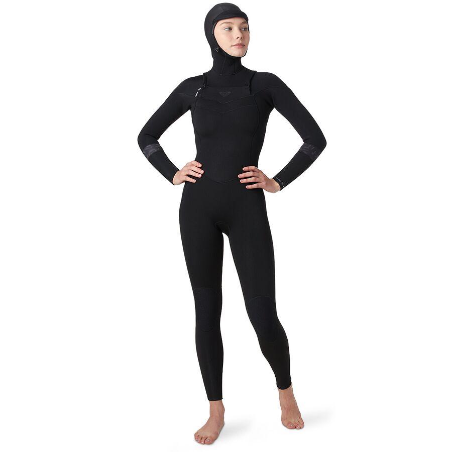 Roxy 5/4/3 Syncro Front Zip GBS Hydrolock Wetsuit - Womens