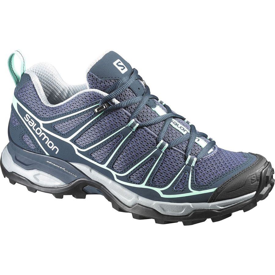 Salomon - X Ultra Prime Hiking Shoe - Women's - Artist Grey-x/Deep
