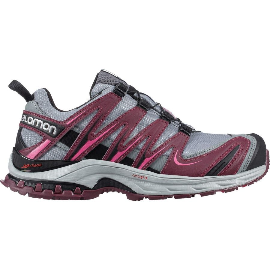 Salomon XA Pro 3D CS WP Trail Running Shoe - Womens