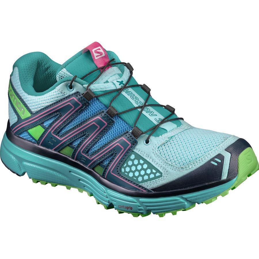 Salomon X Mission  Ladies Trail Running Shoes