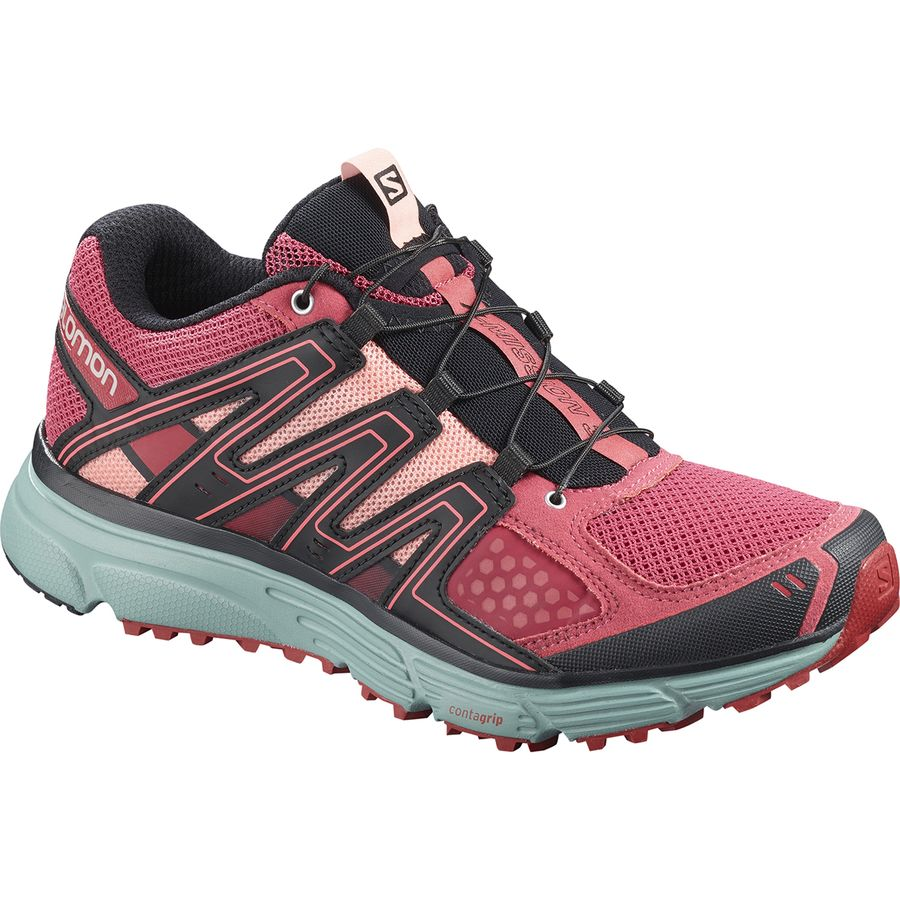 Salomon X Mission 3 Trail Running Shoe Women's