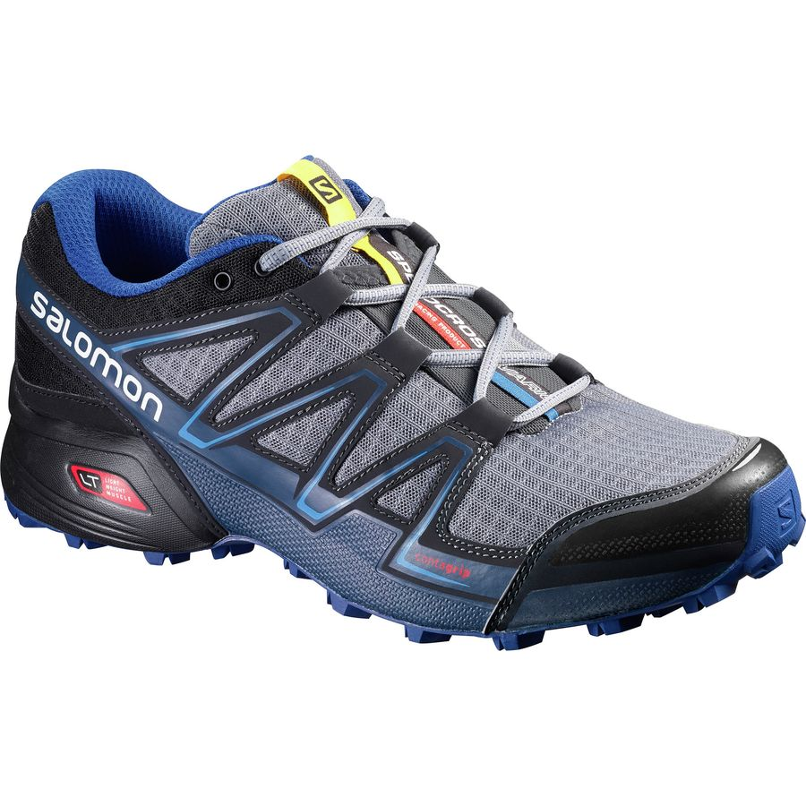 salomon speedcross vario trail running shoe men 39 s up to 70 off steep and cheap. Black Bedroom Furniture Sets. Home Design Ideas