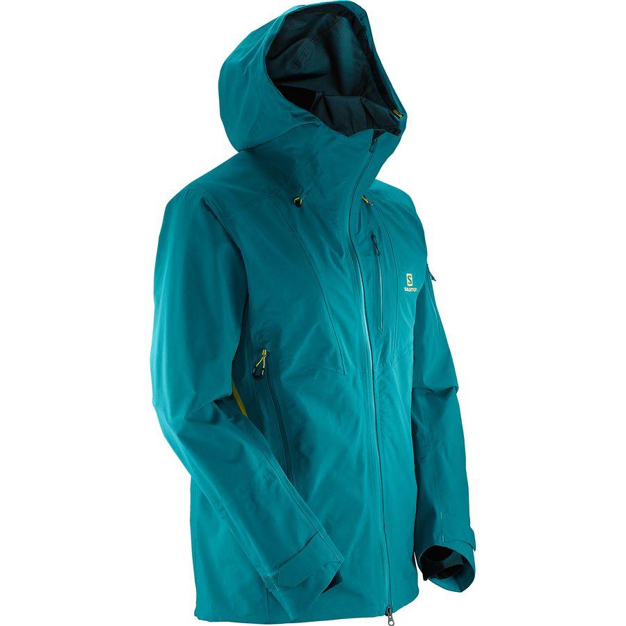 Salomon QST Charge GTX 3L Jacket - Mens