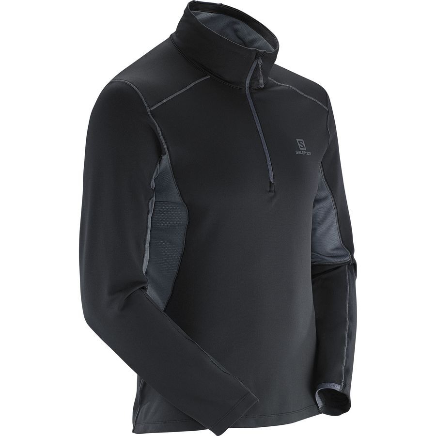 Salomon Discovery Active 1/2-Zip Fleece Jacket - Men's ...