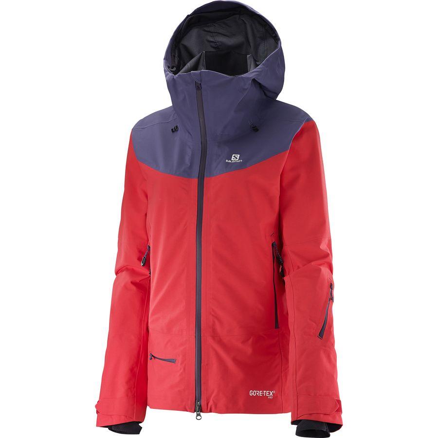 Salomon QST Charge GTX 3L Jacket - Womens