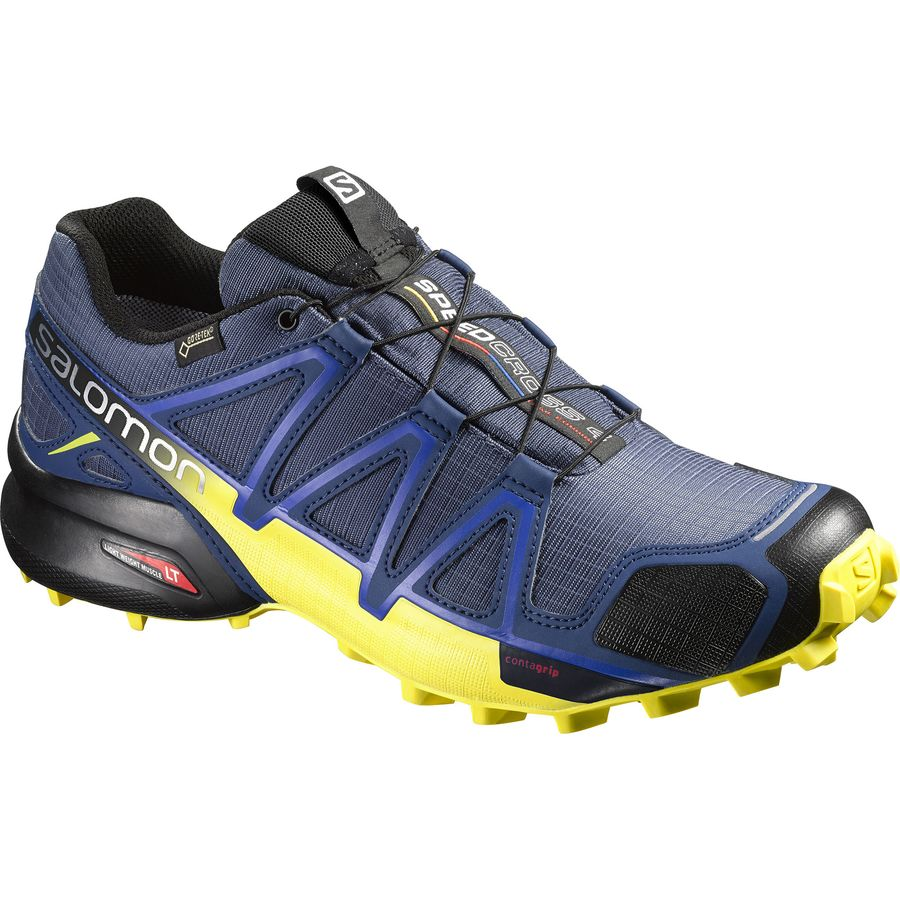 Salomon Speedcross 4 GTX Trail Running Shoe - Mens