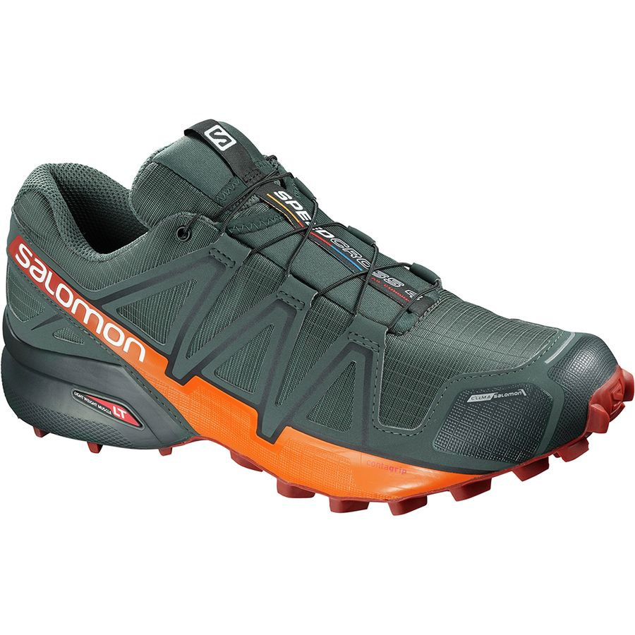 6838ad9c2c78 Salomon - Speedcross 4 CS Trail Running Shoe - Men s - Urban Chic Red Ochre
