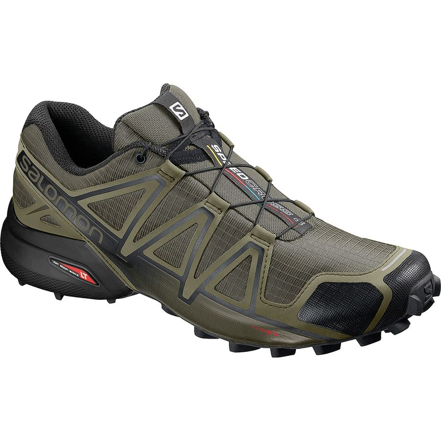 Salomon Speedcross 4 Trail Running Shoe Men's
