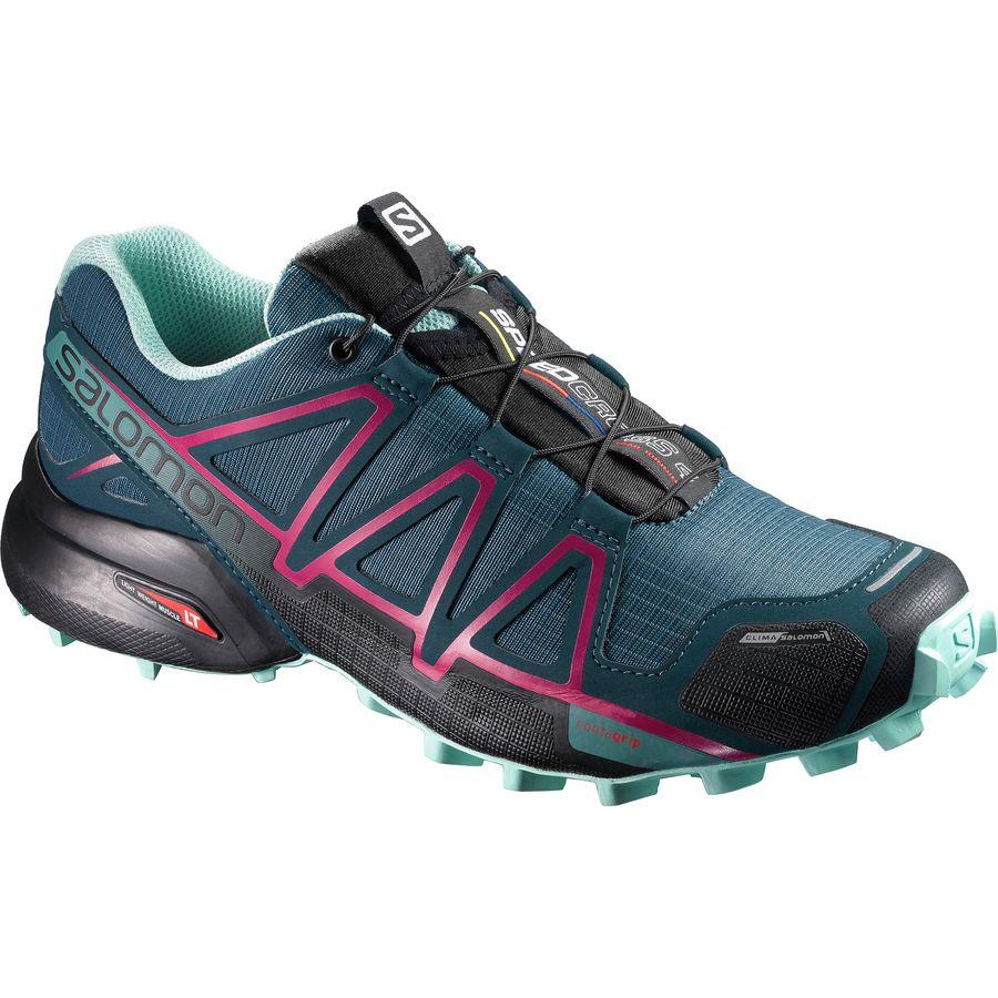 salomon speedcross 4 cs trail running shoe s
