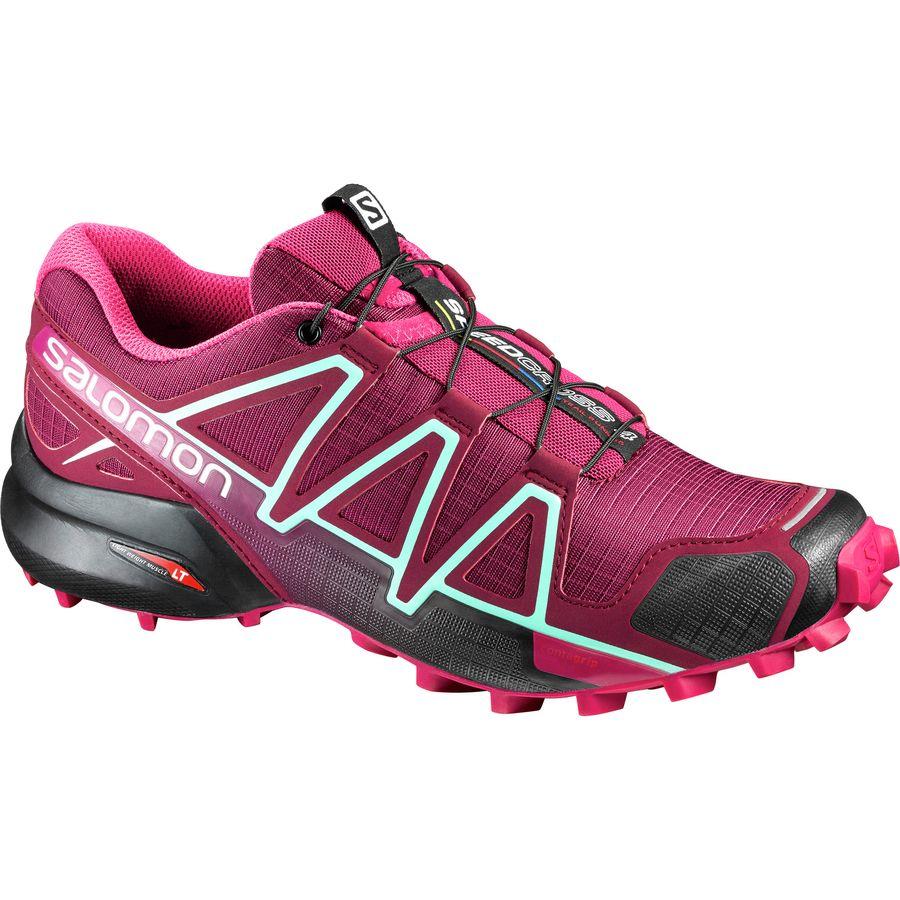 salomon speedcross 4 trail running shoe women 39 s. Black Bedroom Furniture Sets. Home Design Ideas