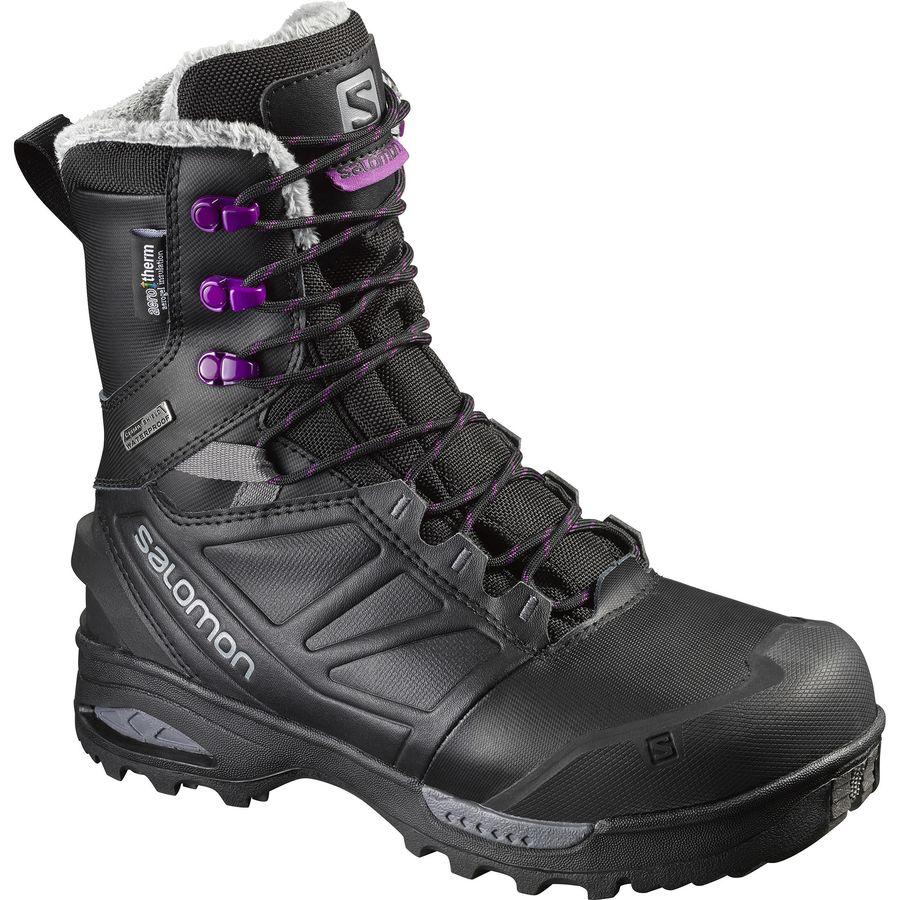 Salomon Toundra Pro CSWP Boot - Women's | Backcountry.com