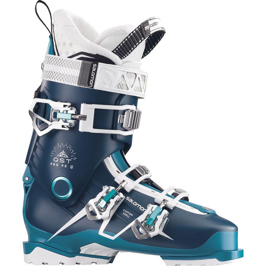 salomon qst pro 90 ski boot s backcountry
