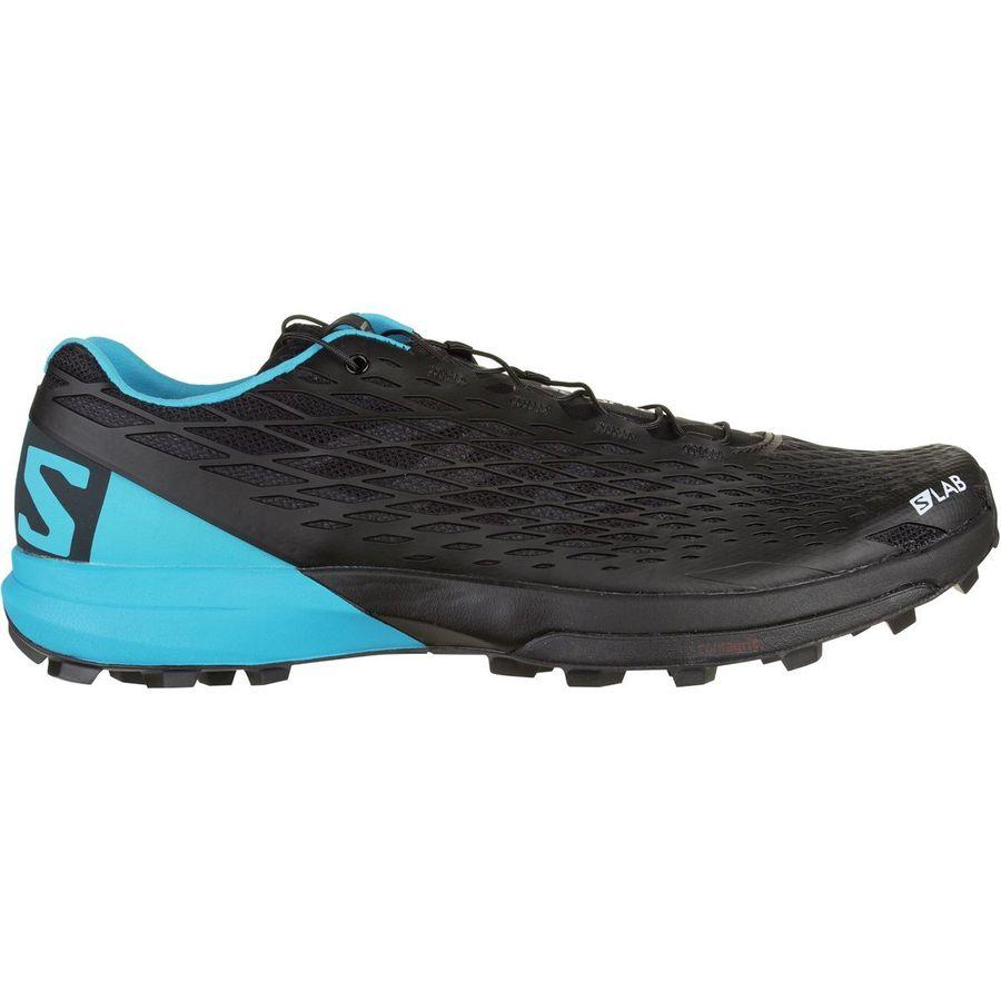 Salomon S/LAB XA AMPHIB - Trail running shoes - black 1bH3doJ