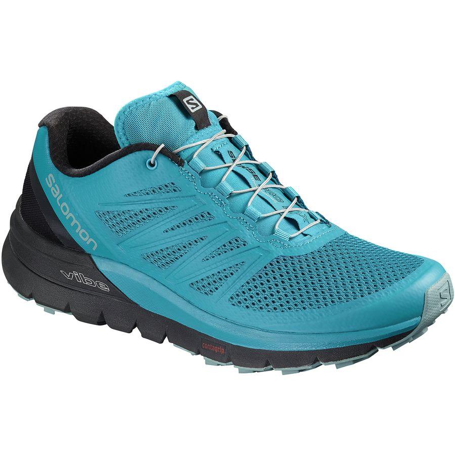 cc329177c8bd Salomon - Sense Pro Max Trail Running Shoe - Men s - Fjord Blue Black