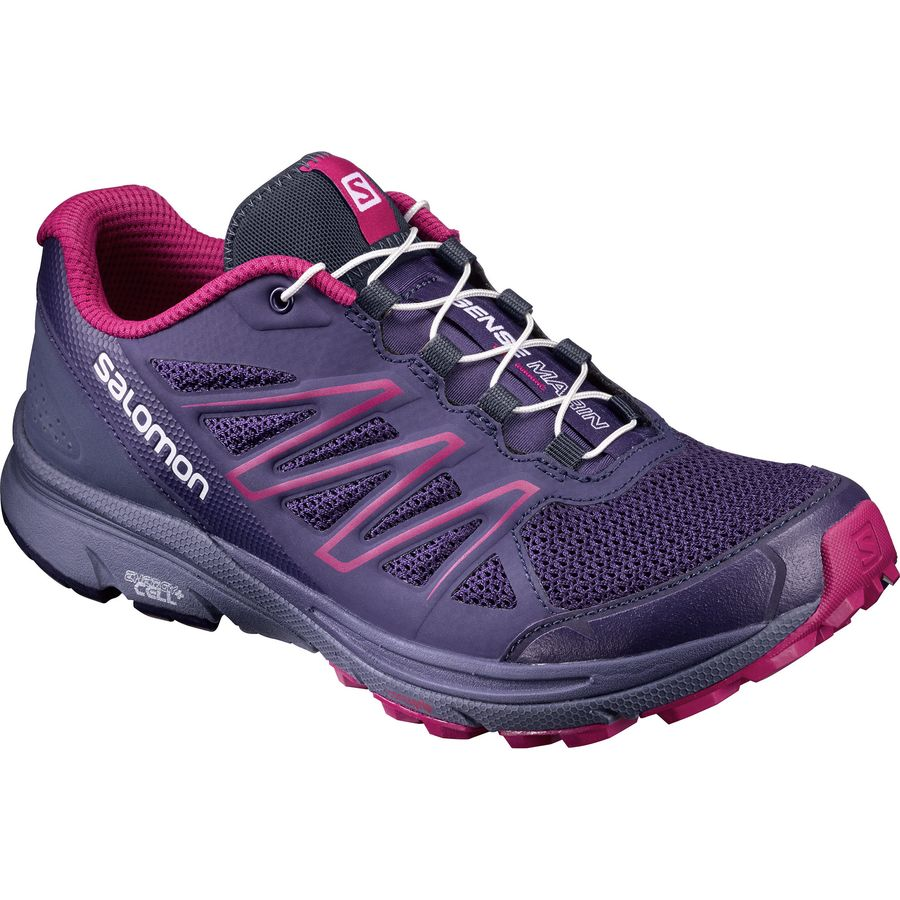 Salomon Sense Marin Trail Running Shoe - Womens