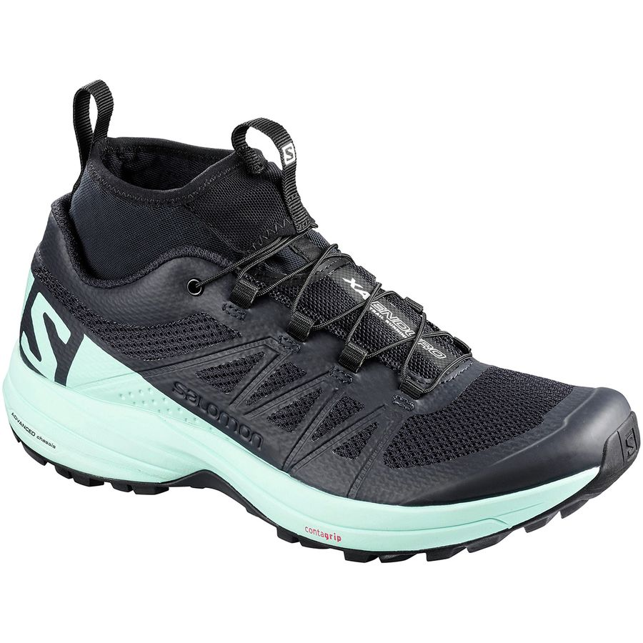 9b63068c173c Salomon - XA Enduro Trail Running Shoe - Women s - Night Sky Canal Blue