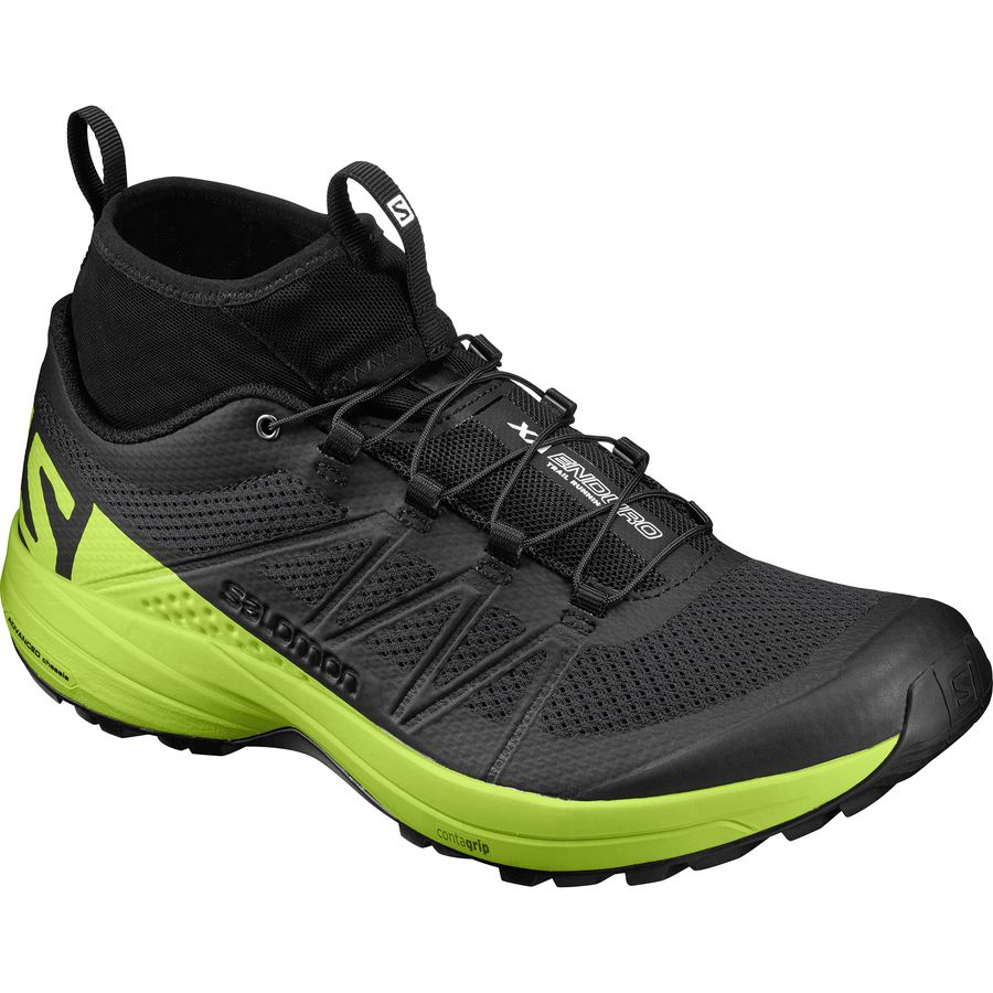 salomon xa enduro trail running shoe men 39 s. Black Bedroom Furniture Sets. Home Design Ideas