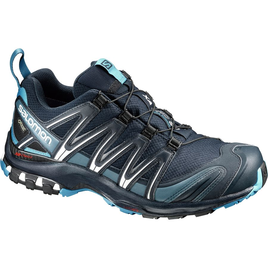 3751740a9d1 Salomon - XA Pro 3D GTX Trail Running Shoe - Men's - Navy Blazer/Hawaiian