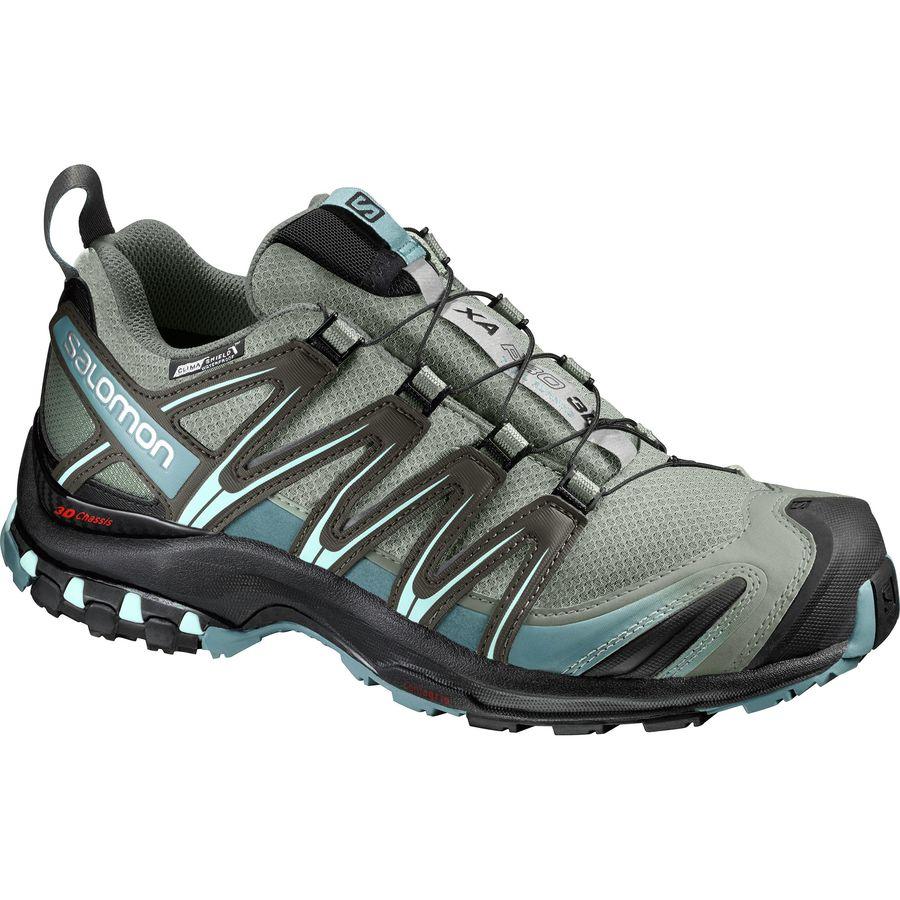 Salomon Women's Xa Pro 3D W Trail Running Shoes Black (Black