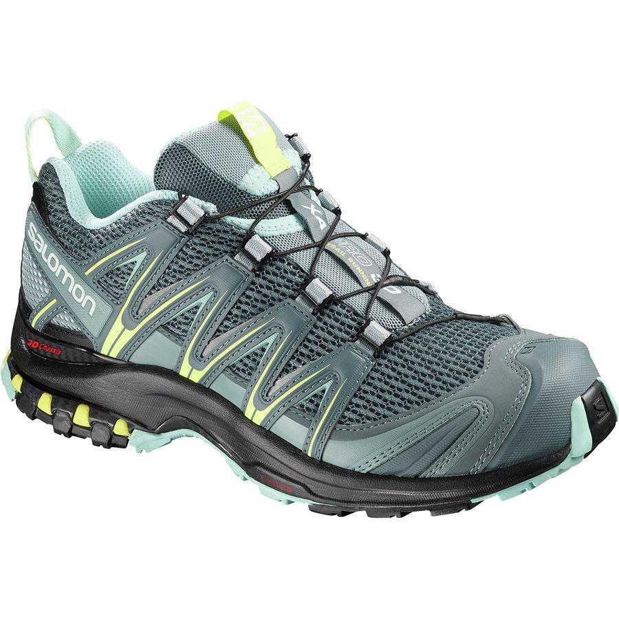 e1fdfdcca5d0 Salomon - XA Pro 3D Running Shoe - Women s - Stormy Weather Lead Eggshell