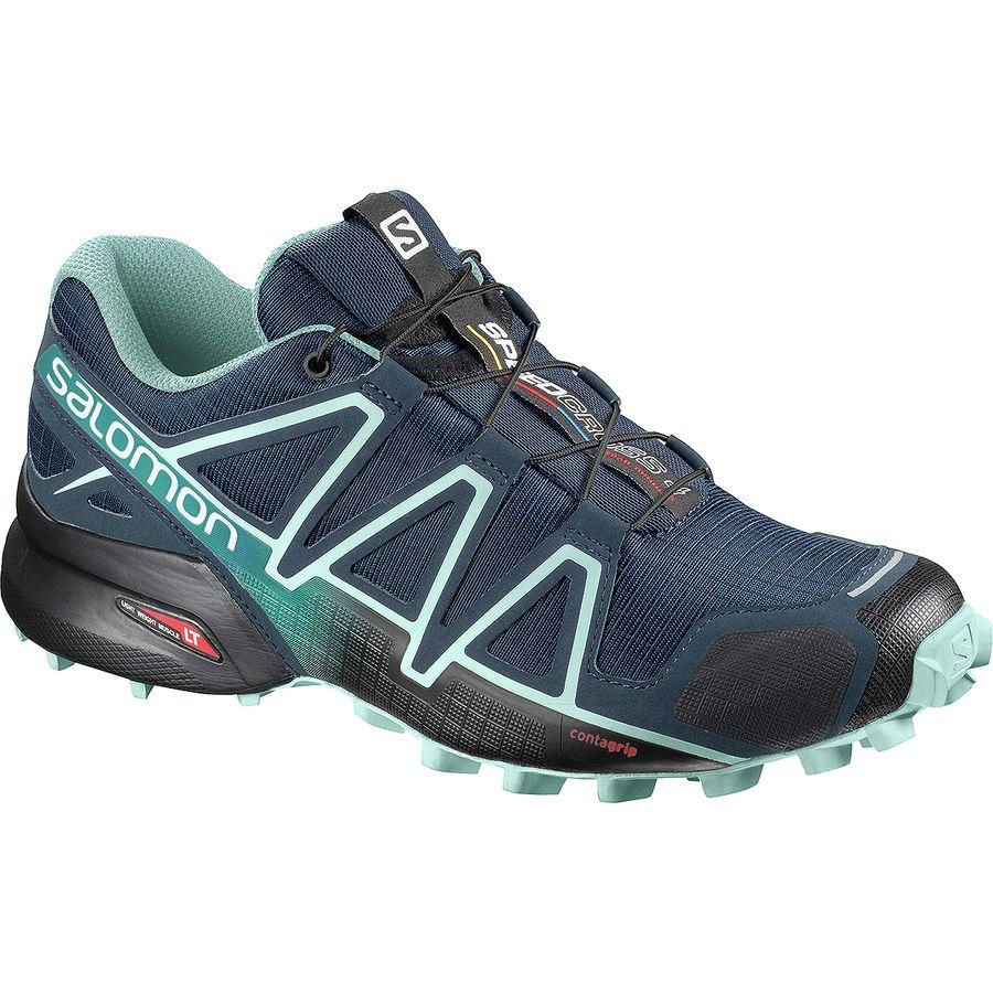 Salomon Women's Speedcross 4 Wide Shoes
