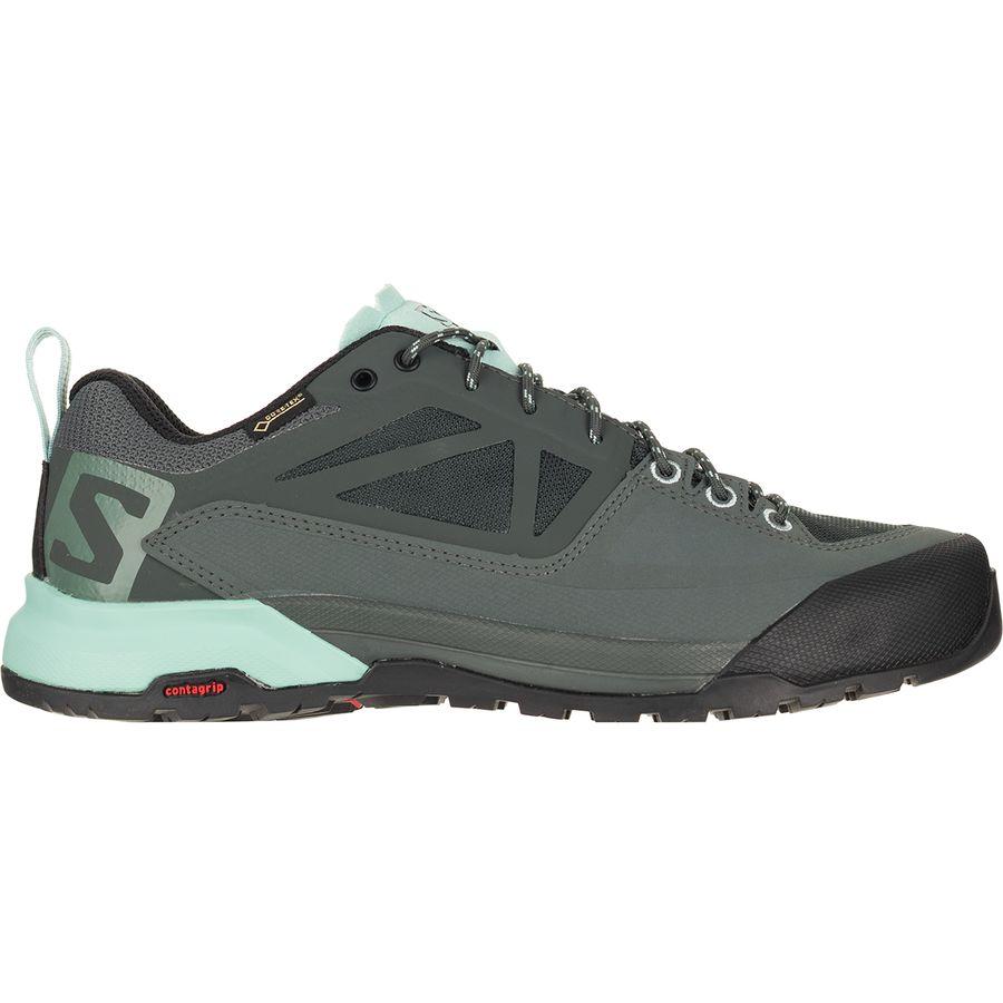 1ded15c13560e Salomon X Alp Spry GTX Approach Shoe - Women's