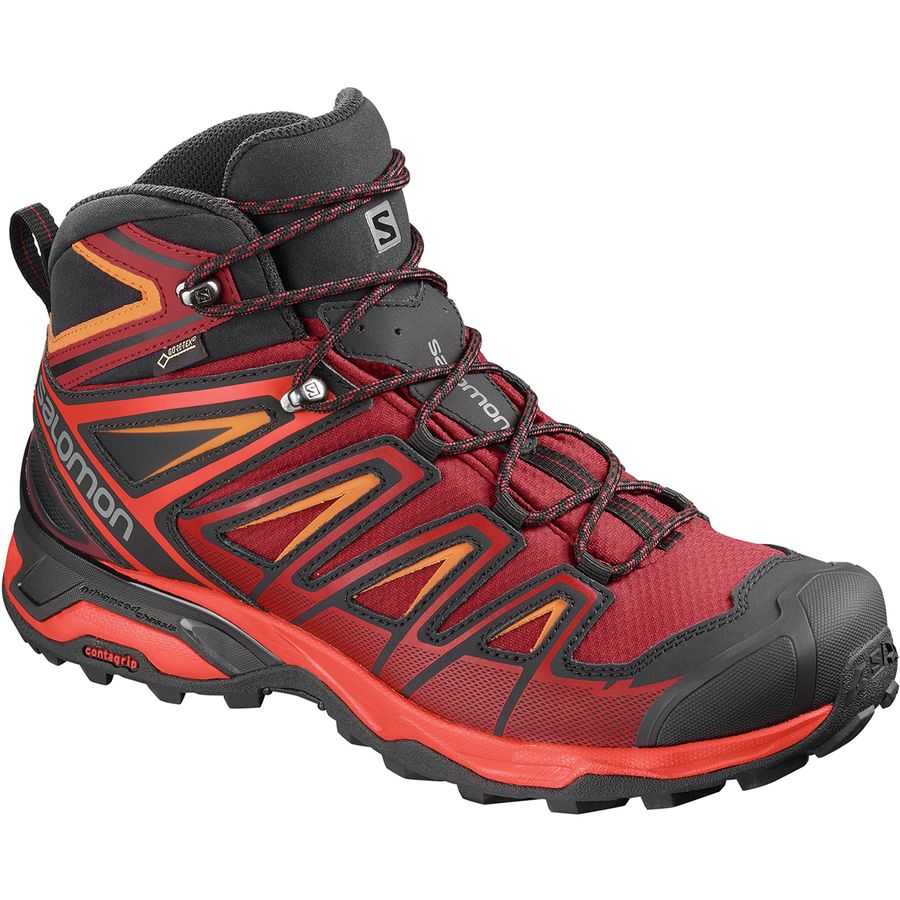 online retailer fa4a7 50ba3 Salomon X Ultra 3 Mid GTX Hiking Boot - Men's
