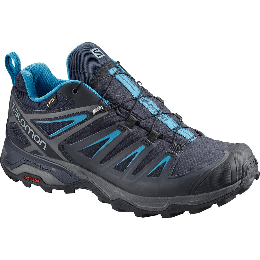 eccb4abd363a Salomon - X Ultra 3 GTX Hiking Shoe - Men s - Graphite Night Sky