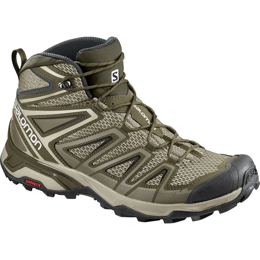 Salomon X Ultra Mid 3 Aero Hiking Boot