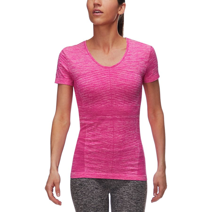 Salomon Elevate MoveOn T-Shirt - Womens