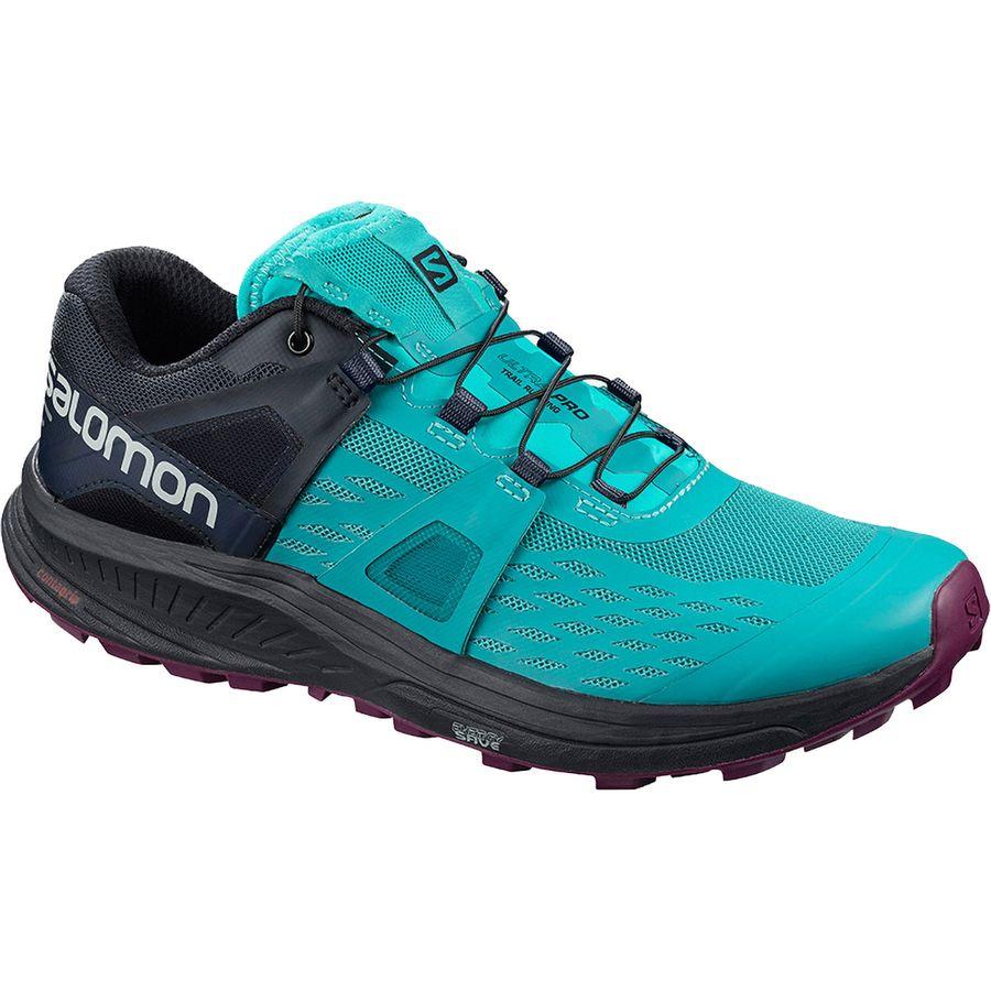 chaussure salomon de trail noir,chaussure salomon ultra