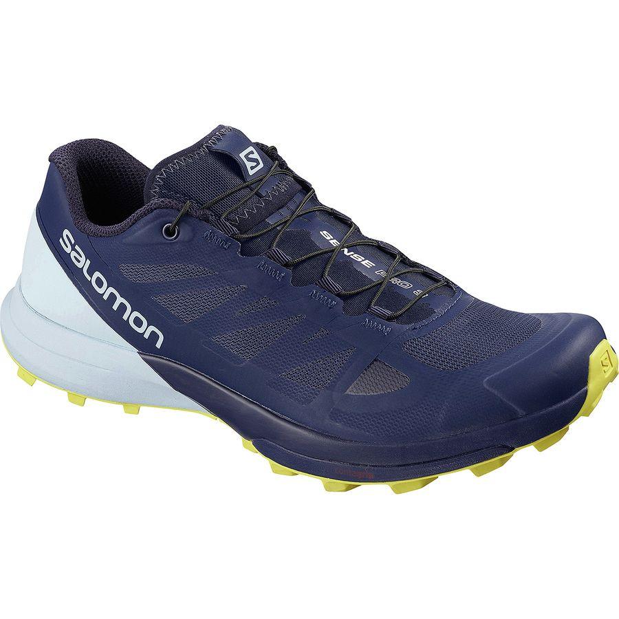 f74ed4d13d04 Salomon - Sense Pro 3 Running Shoe - Women s - Patriot Blue Cashmere Blue