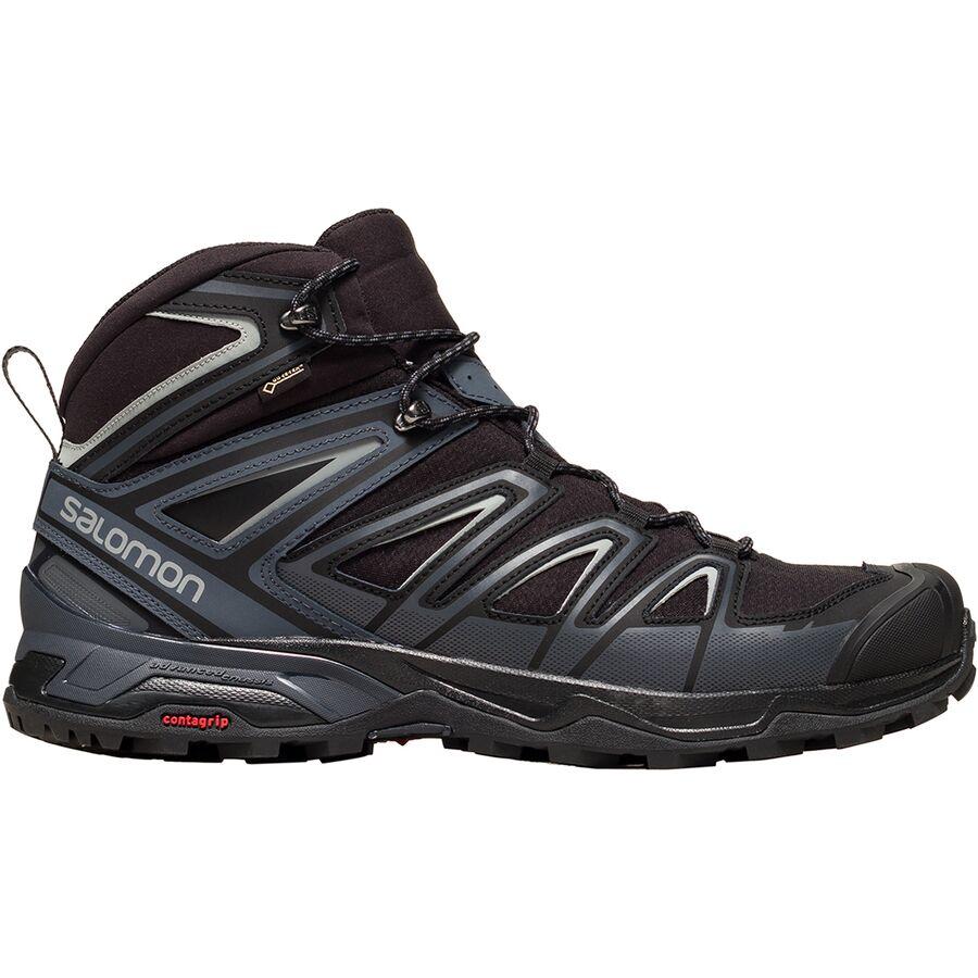 cde116a11ff Salomon X Ultra 3 Mid GTX Wide Hiking Boot - Men's
