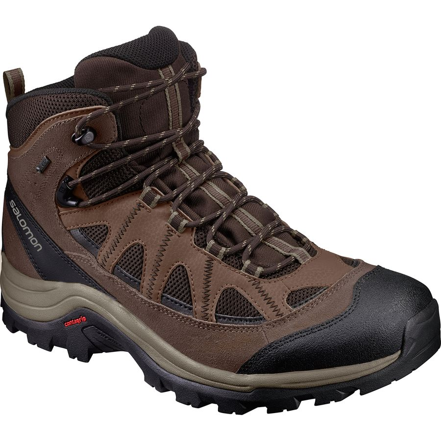 652ab30cfa Salomon Authentic LTR GTX Backpacking Boot - Men's