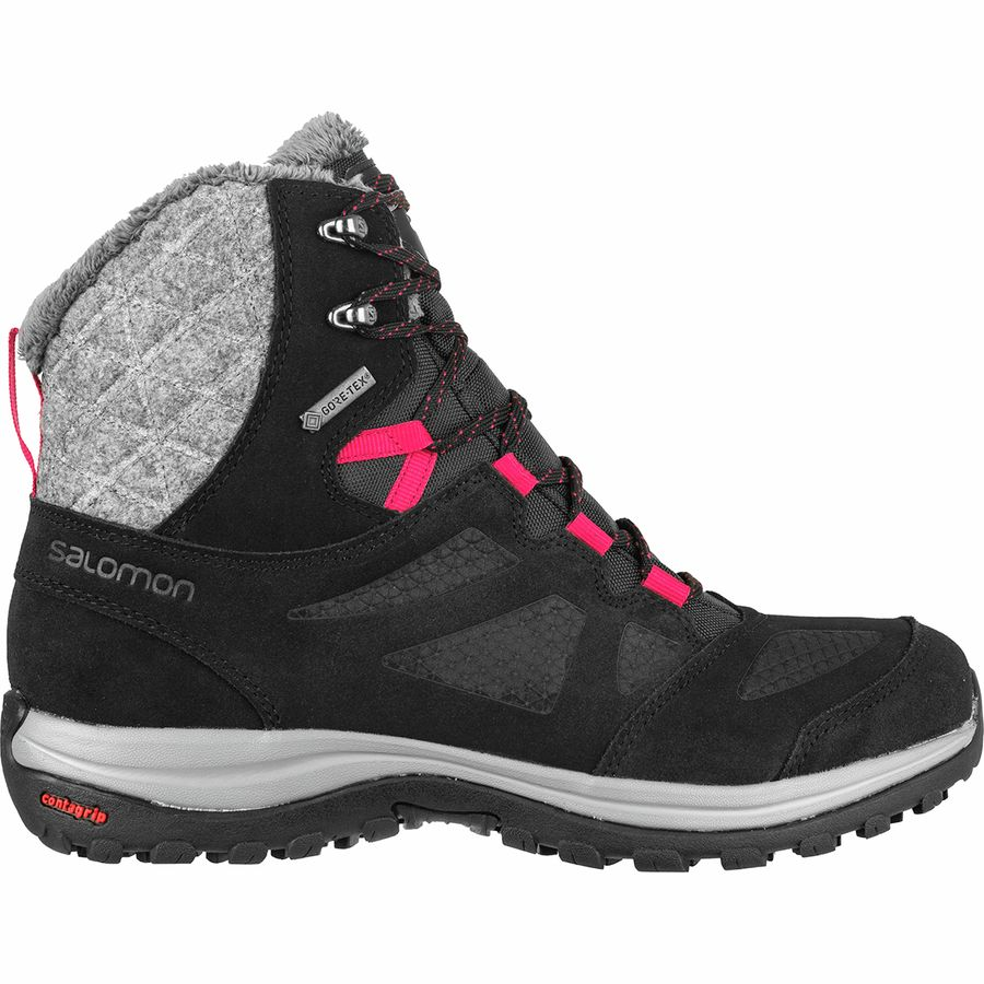 Salomon Women's Ellipse Winter GTX Snow Boot | Walmart Canada