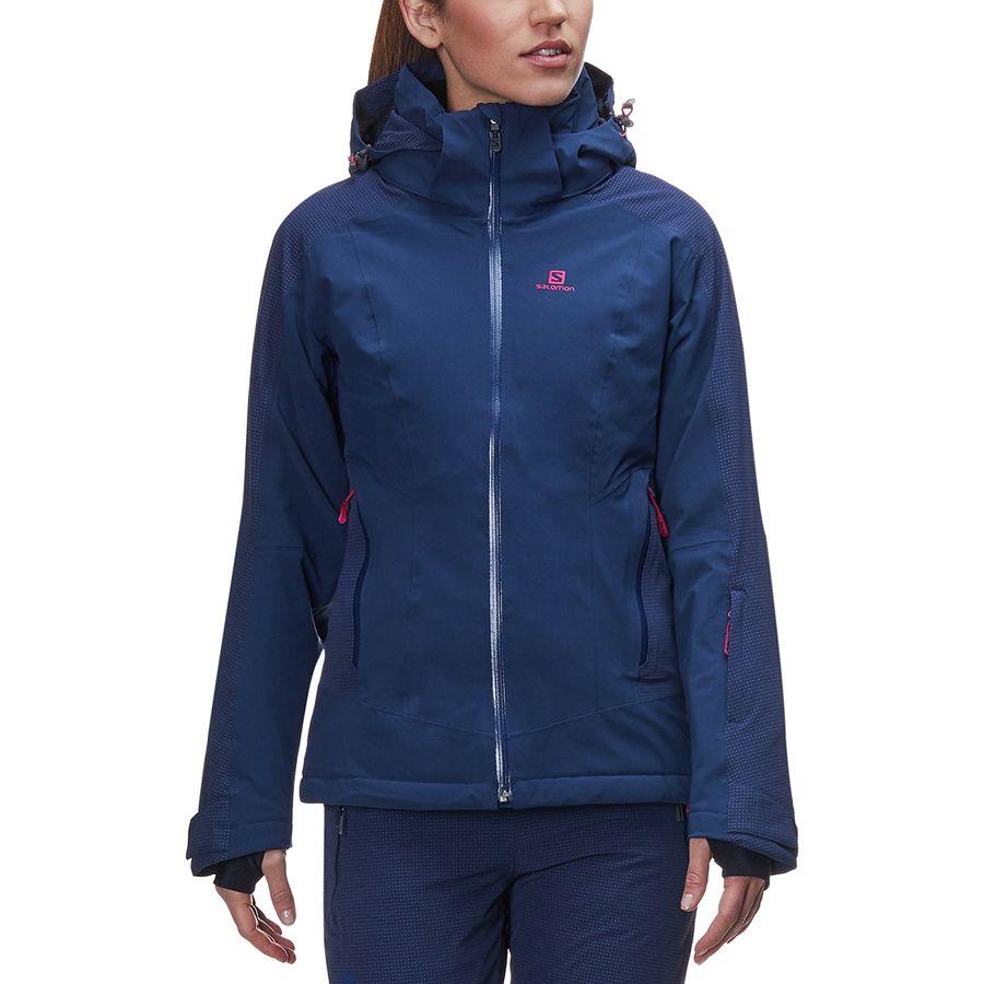 14d1440368 Salomon Brilliant Jacket - Women s