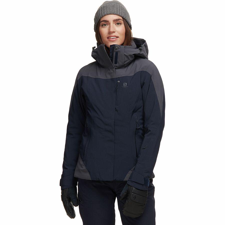 salomon snowboards careers, Salomon icerocket ski jacket